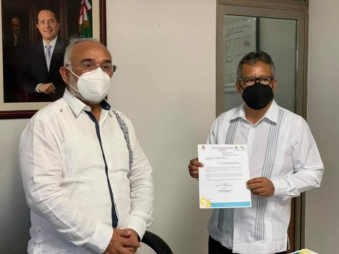 Renuncia Juan Ortiz al CECyTE para contender por la Presidencia de OPB.