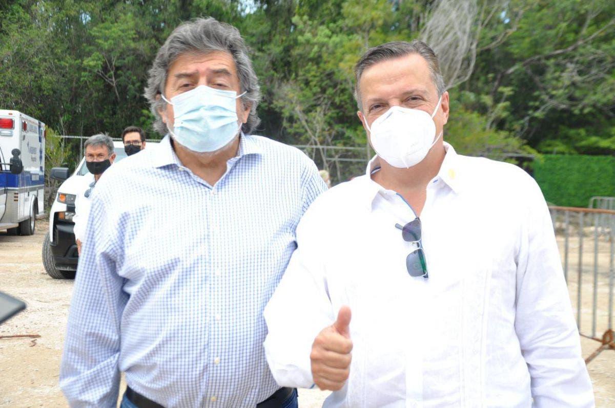 Rogelio Jiménez Pons confirma a Luis Alegre como representante presidencial en Quintana Roo.