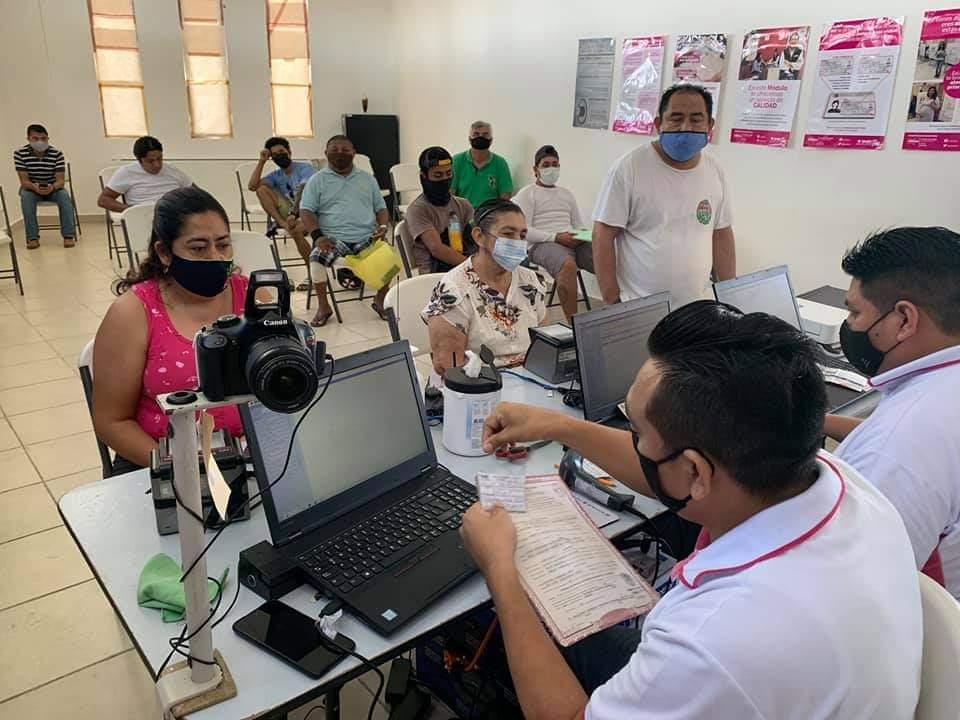 En Isla Mujeres quedan cuatro días para recoger credenciales del INE.
