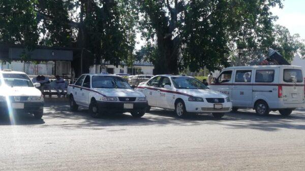 Prevén que el fin de semana mejores ingresos de taxistas en Kantunilkín.