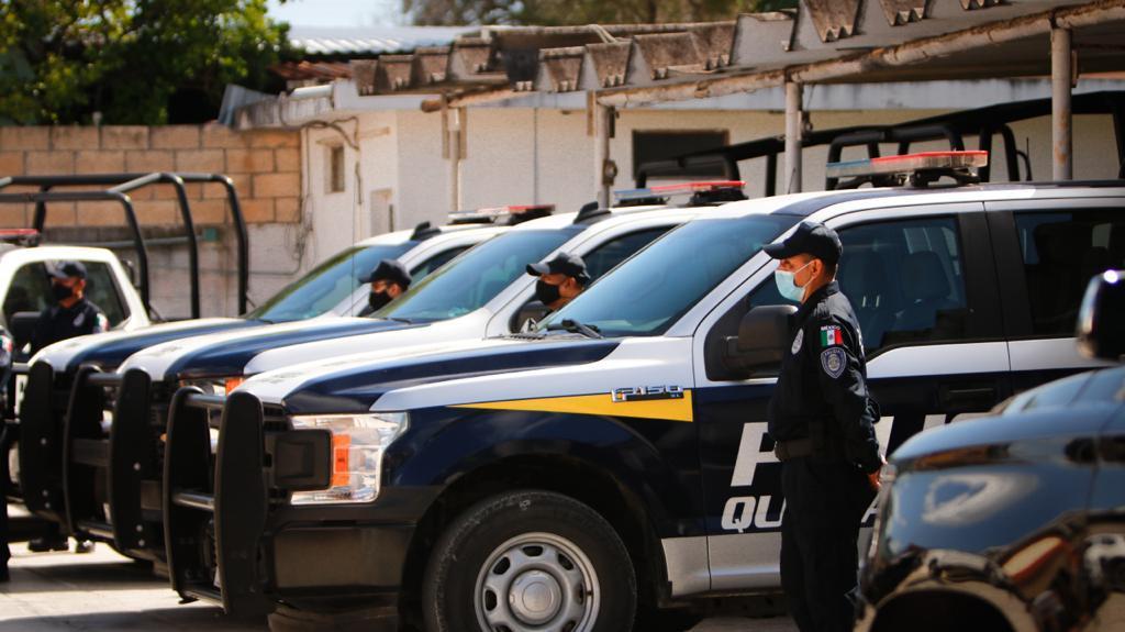 Refuerzan la seguridad en Felipe Carrillo Puerto y Zona Maya.
