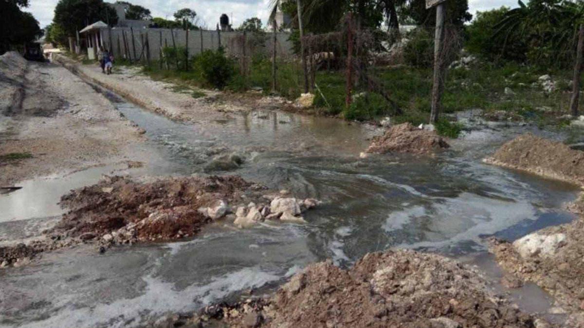 Crece Zona Continental de Isla Mujeres sin control y servicios básicos