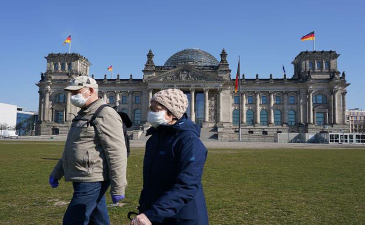 Autoridades sanitarias de Alemania informaron que están en el inicio de la tercera ola de contagios por Covid-19