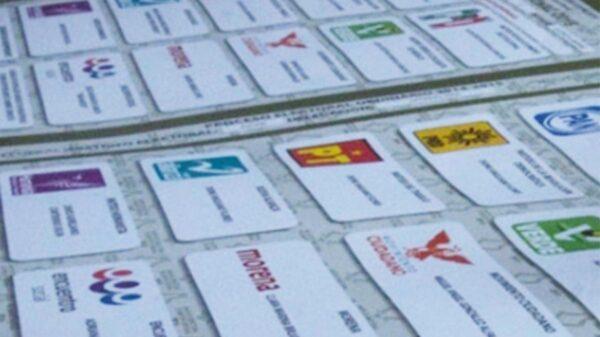 Boletas electorales son infalsificables: INE