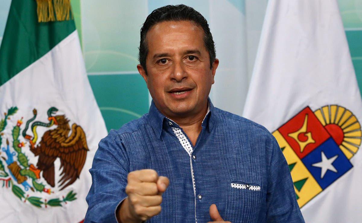 Carlos Joaquín está en el sexto lugar nacional entre los mejores gobernadores del país