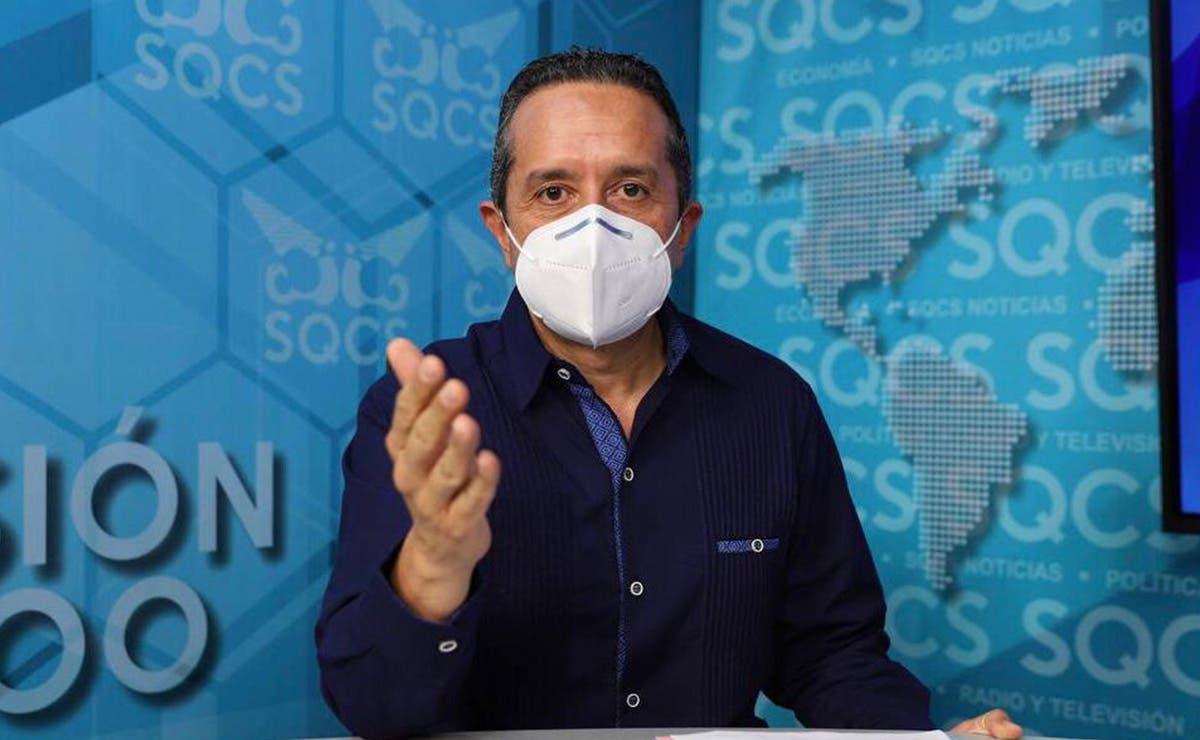 Se prepara un esquema de cuidado y atención para la aplicación de vacunas en las ciudades grandes: Carlos Joaquín