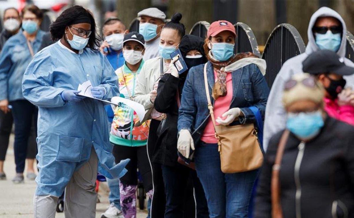 Reprueban en EU fin de restricciones por coronavirus en estados