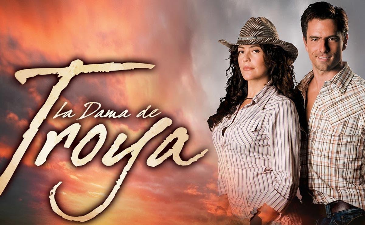 La Desalmada es la versión mexicana de La Dama de Troya, novela colombiana