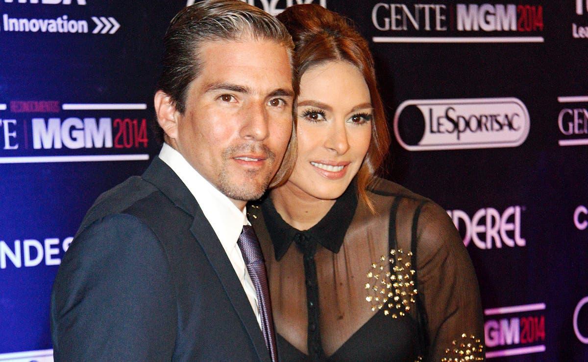 El esposo de Galilea Montijo también tiene Covid-19