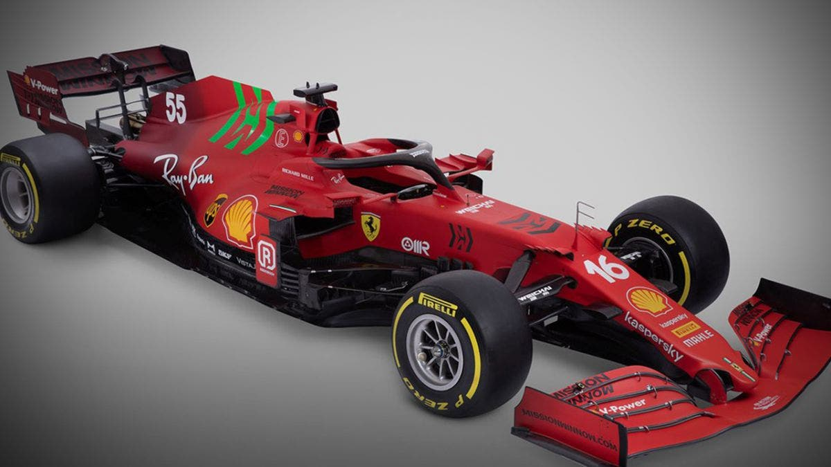F1: El nuevo motor de Ferrari 2021 tendrá estas mejoras