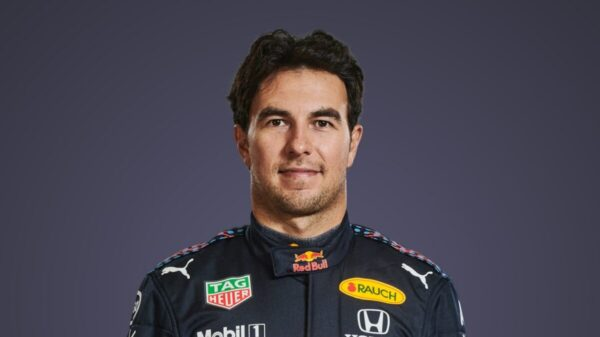 F1: Sergio Pérez está impaciente por correr con RedBull