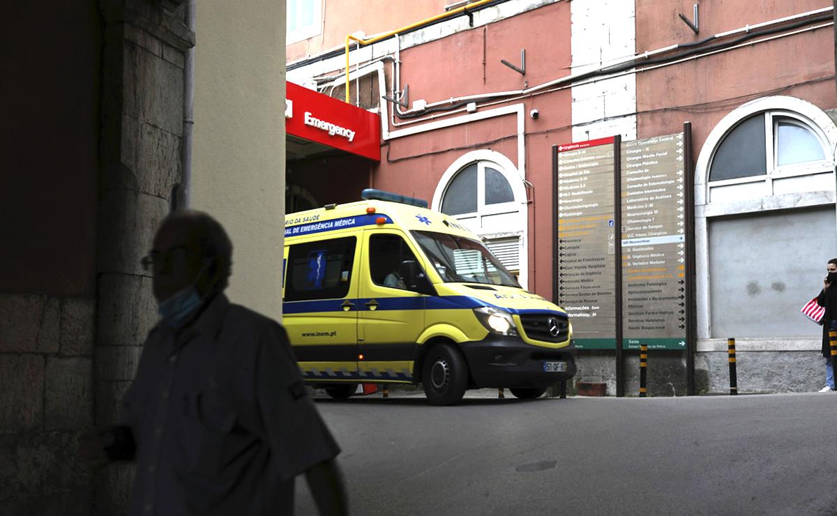 """Italiano prófugo perteneciente a la """"Nadrangheta"""", organización criminal de la región Calabria, sur de Italia fue detenido en hospital anticovid"""