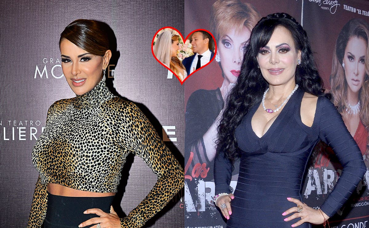 Maribel Guardia sale en defensa del esposo de Ninel Conde