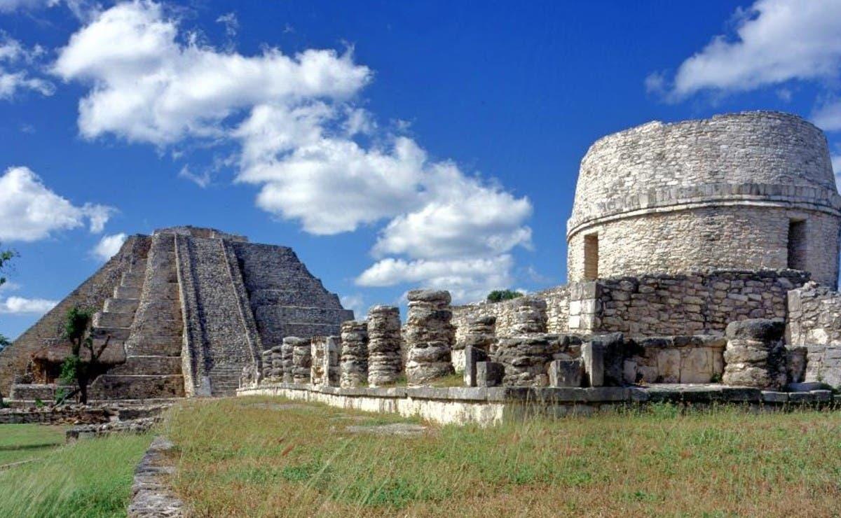 Siete zonas arqueológicas cerrarán este fin de semana en Yucatán