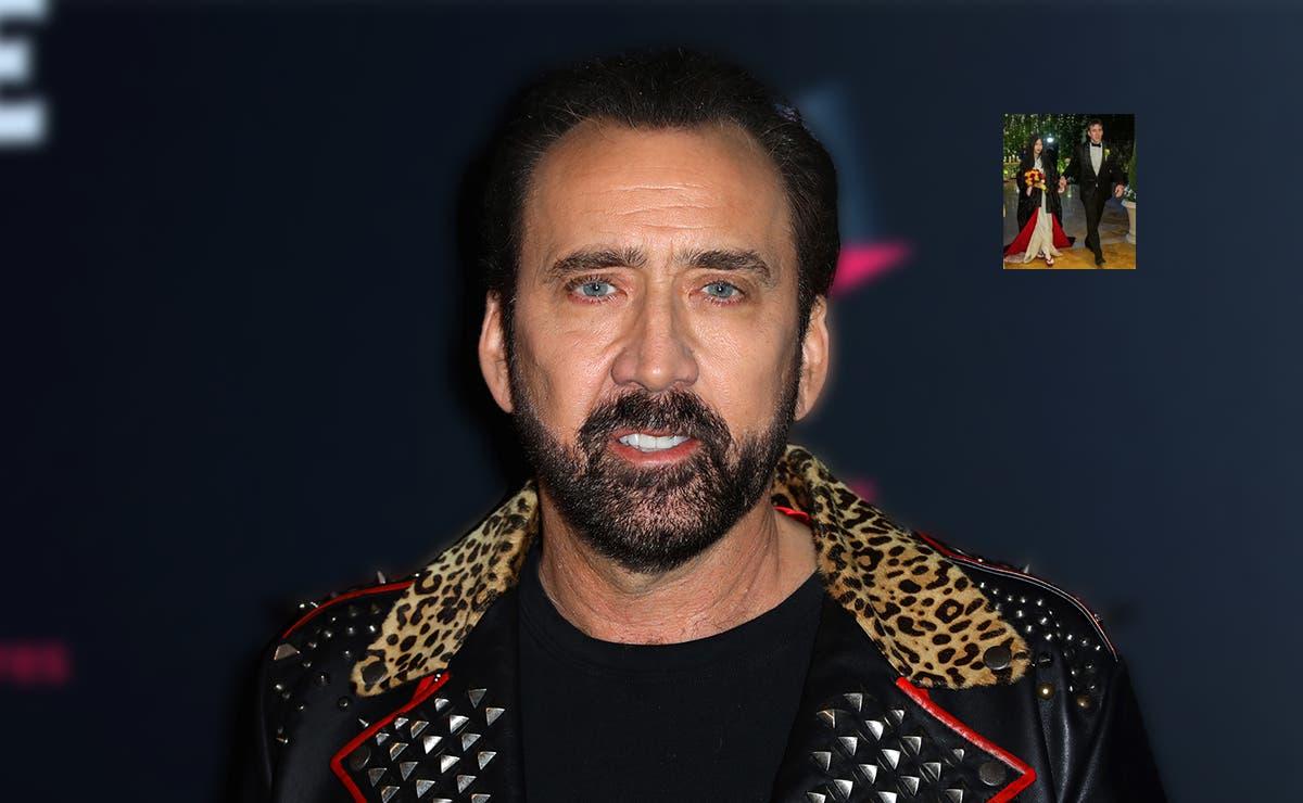 Nicolas Cage se casa por quinta ocasión, ahora con Riko Shibata