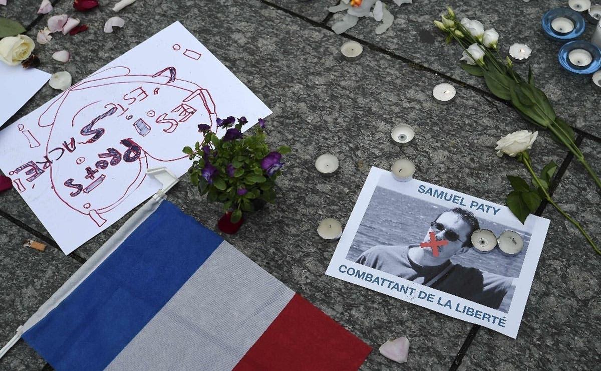 La adolescente que acusó de islamofobia a un profesor que fue decapitado, admitió que mintió, según informó su abogado a la Afp