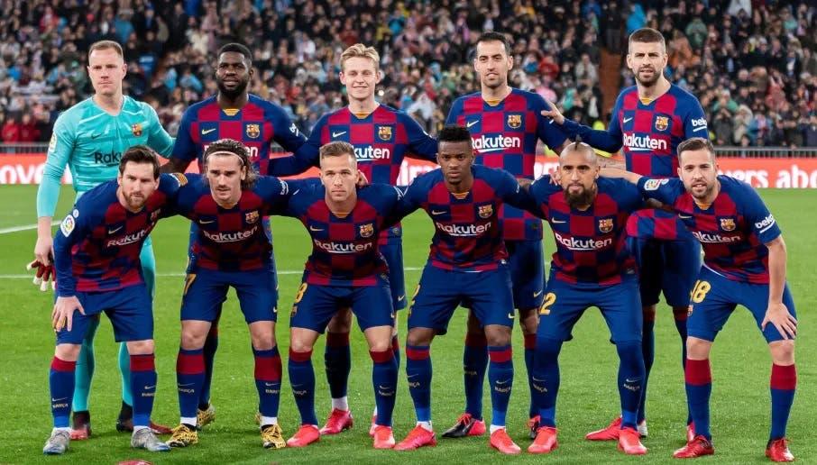 Estrella del Barcelona se lesiona y quedaría fuera de la Champions