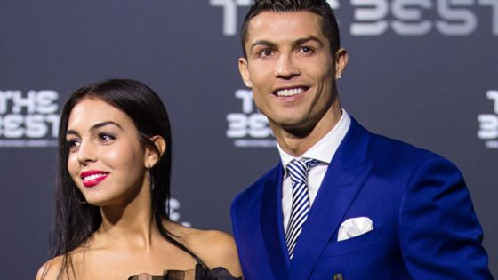 Novia de Cristiano Ronaldo revela secreto del futbolista