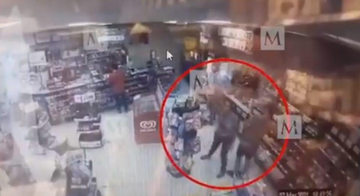 Victoria: Video revela el momento previo a ser detenida por la policía de Tulum