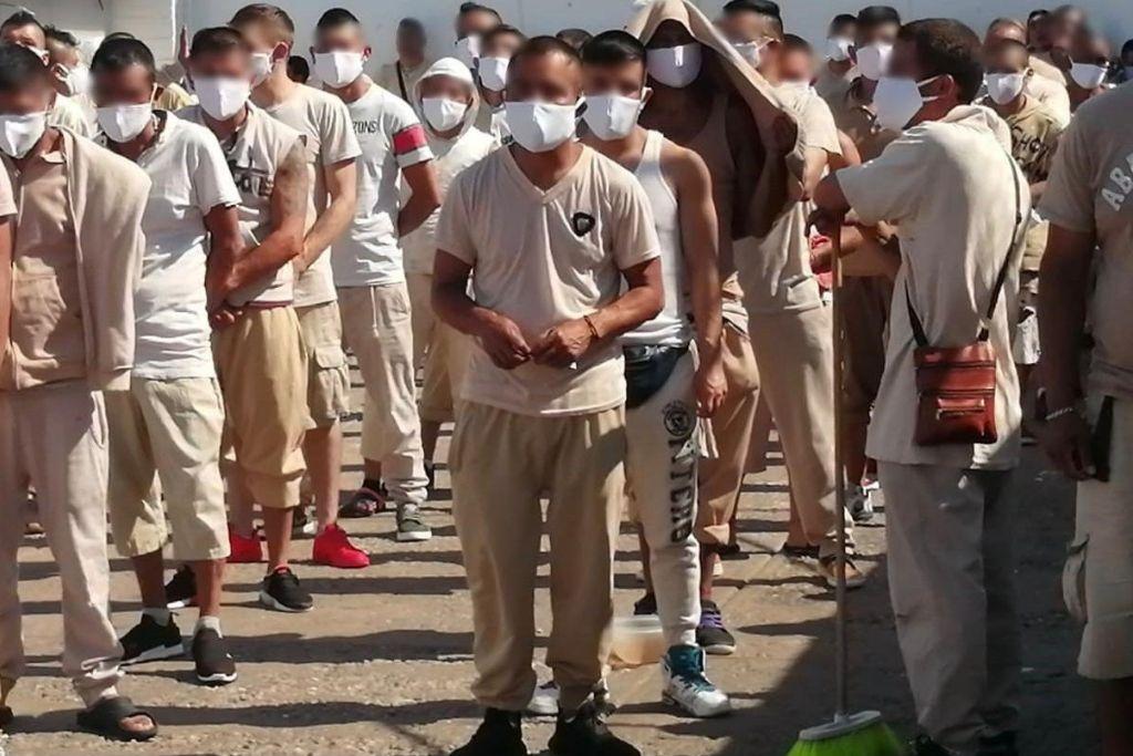 Reportan 3 mil 395 casos de Covid-19 en centros penitenciarios de México.