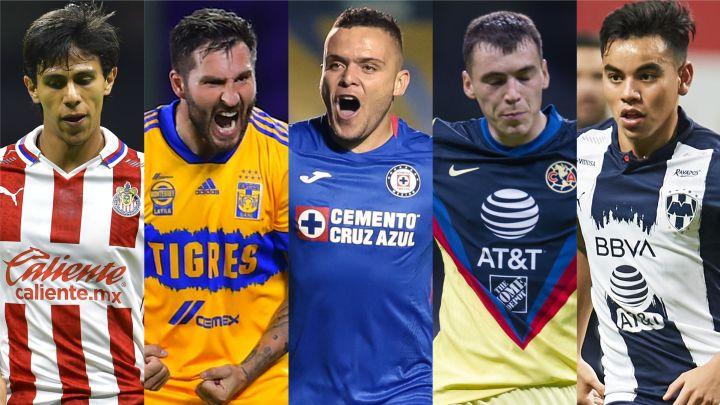 Futbolistas de la Liga MX se vacunarán en Estados Unidos