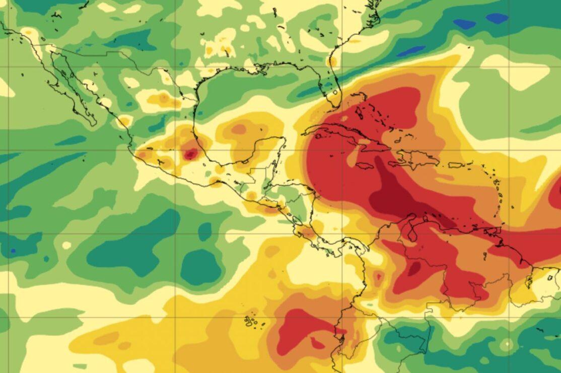 Quintana Roo: Vigilan comportamiento de lluvia ácida en la Zona Norte.