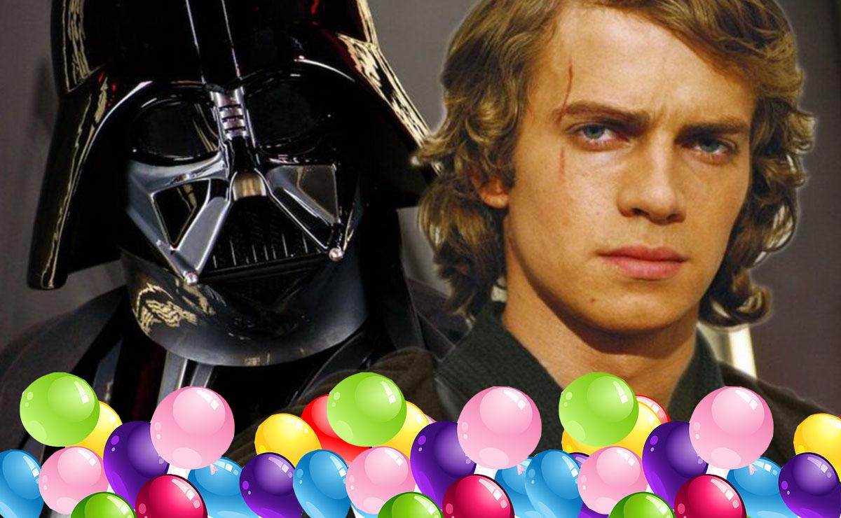 'Star Wars': El lado oscuro celebra el cumpleaños 40 de Hayden Christensen