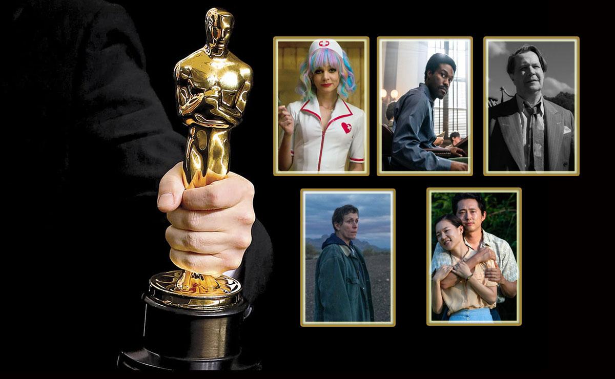 Premios Oscar 2021: Te decimos el horario y donde ver la ceremonia de premiación