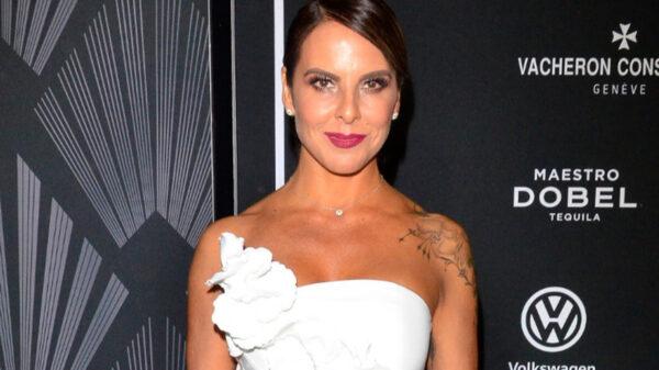 Kate del Castillo podría estar en relación amorosa, revela su hermana