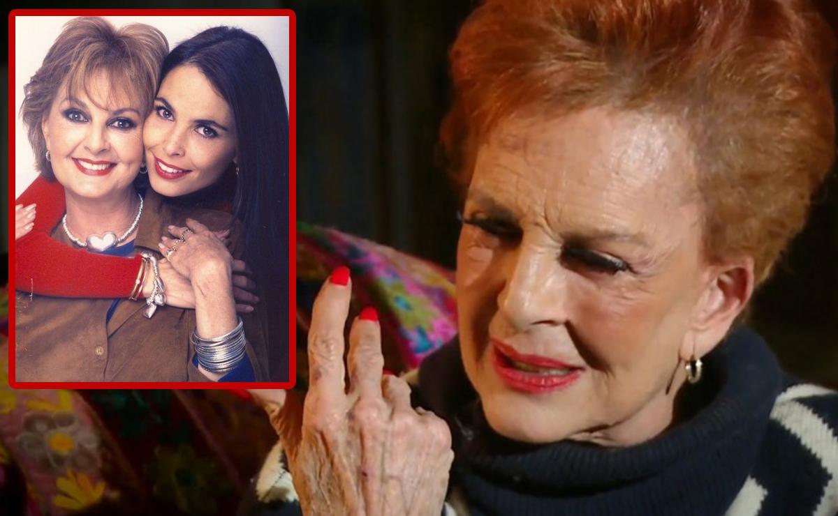 Talia Fernández rompió en llanto al recordar a su hija Mariana Levy
