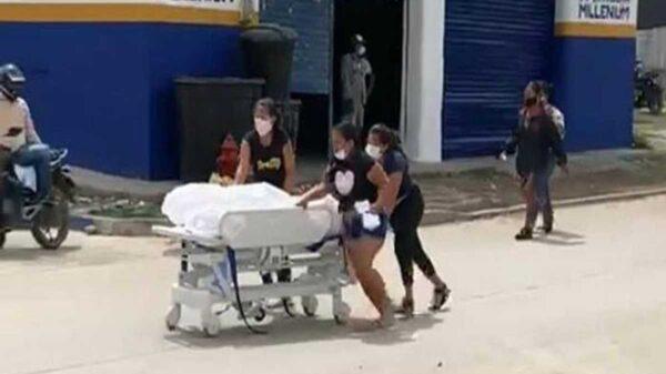 Para evitar que lo cremaran, familiares de un hombre que murió de Covid-19 sacaron el cadáver del fallecido de manera ilegal