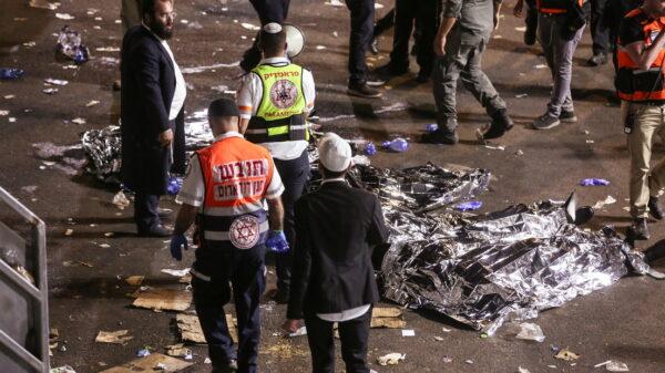 Decenas de muertos y heridos en celebración religiosa en Israel (VIDEO).