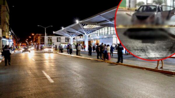 Mérida: Muere mujer a bordo de un taxi tras llegar de visita a la ciudad