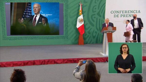 Pide AMLO a Biden aplicar Sembrando Vida en CA