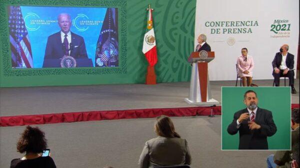 Lleva AMLO tres propuestas a la Cumbre sobre Cambio Climático