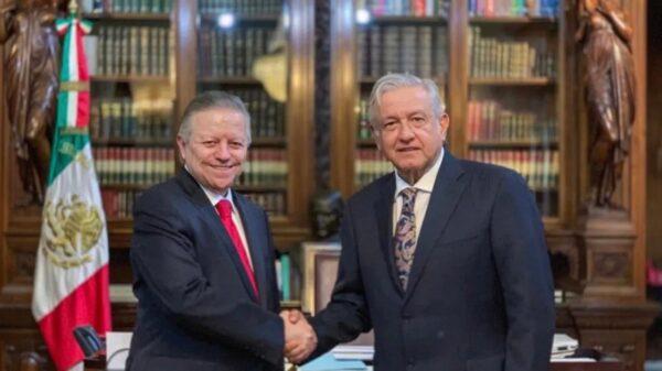 Arturo Zaldívar es el único que puede reformar al Poder Judicial: AMLO
