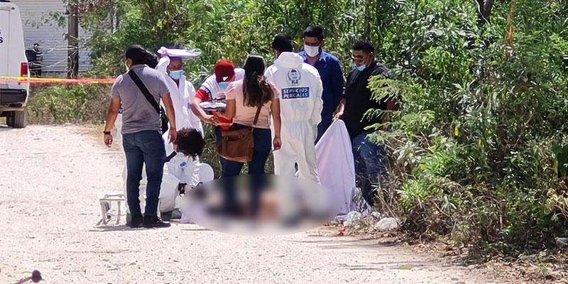 Asesinan a una mujer en la Zona Continental de Isla Mujeres (VIDEO).