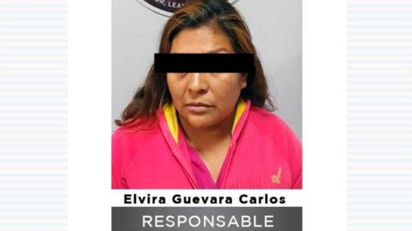 Mujer asesina a su nieta de 9 años en Edomex