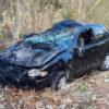 Cancún: Conductor destroza su auto en accidente y desaparece