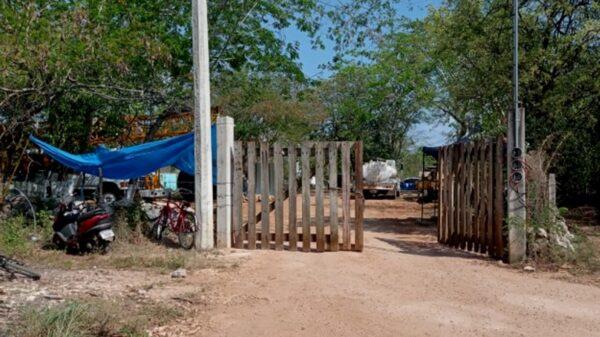 Dos veladores mueren ahogados en una quinta ubicada en la vía Mérida-Cancún