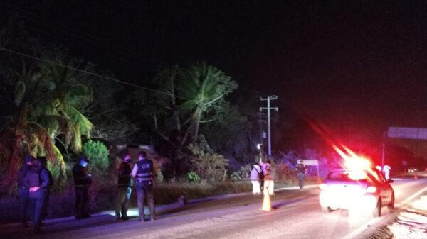 Tragedia en Cancún, mueren padre e hija arrollados por Urvan