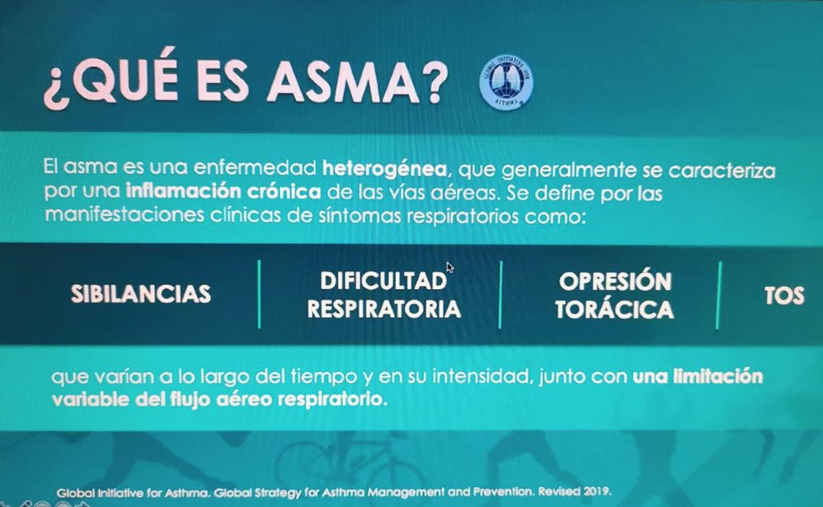 Península de Yucatán reporta alta incidencia en casos de asma
