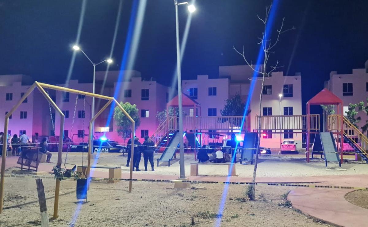 Cancún: Pistoleros abren fuego contra personas en un parque infantil