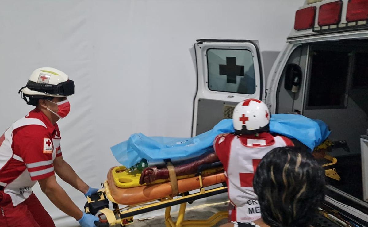 Cancún: Sicarios balean y matan a anciano en la Super manzana 231