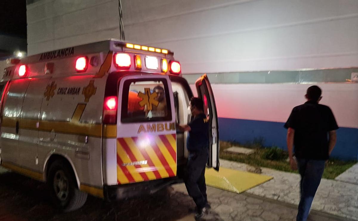 Cancún: Sicarios a bordo de un mototaxi balean a dos sujetos