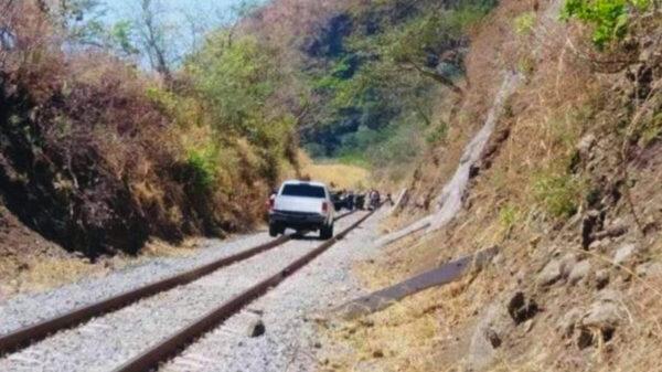 En Colima, encuentra siete cuerpos en un barranco