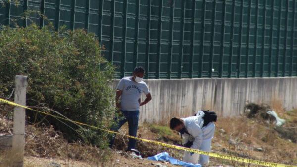 ¡Imperdonable! Localizan cuerpo de bebé calcinado en Puebla