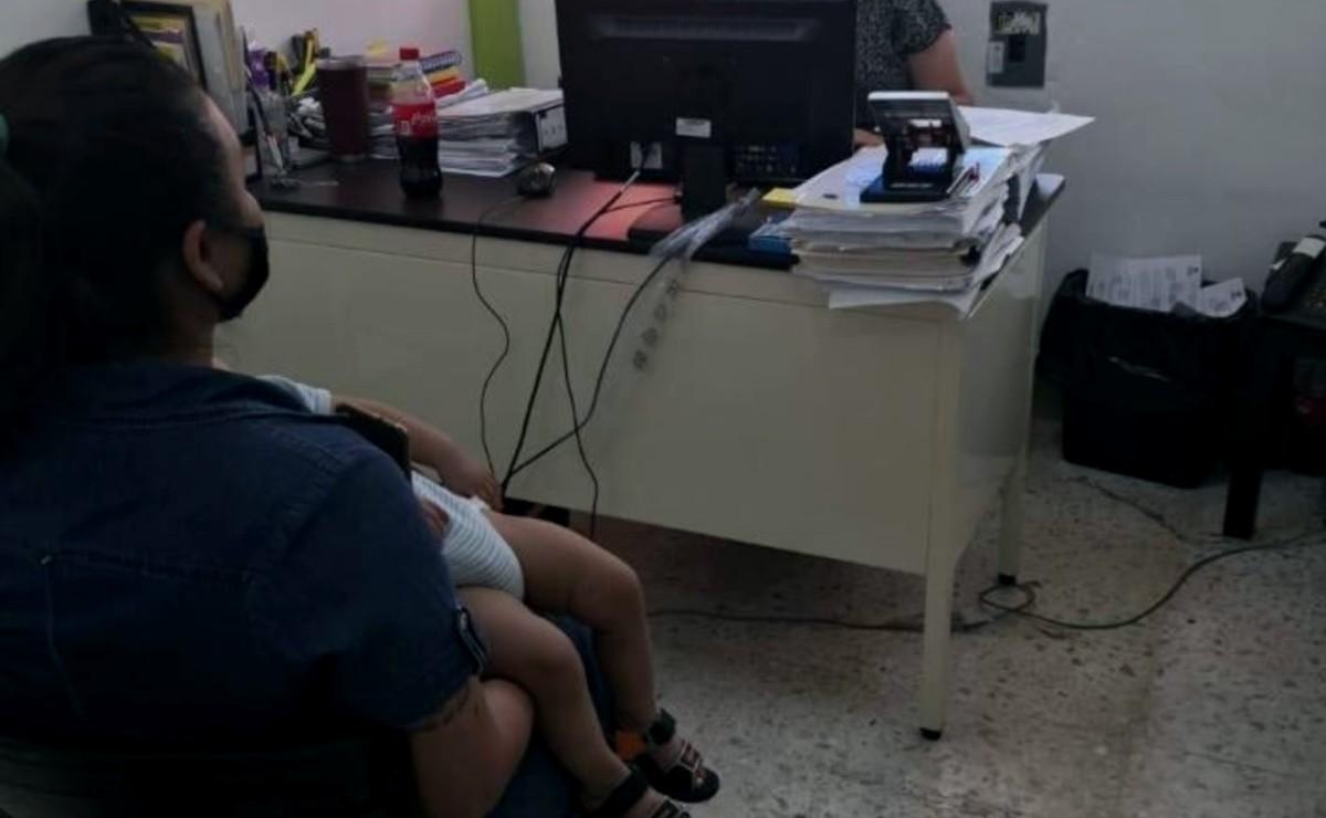 Bebé de 10 meses reportado como desaparecido en Mérida es localizado con bien