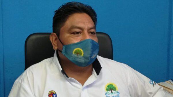 Daño en línea primaria deja sin agua potable a familias de Chiquilá.
