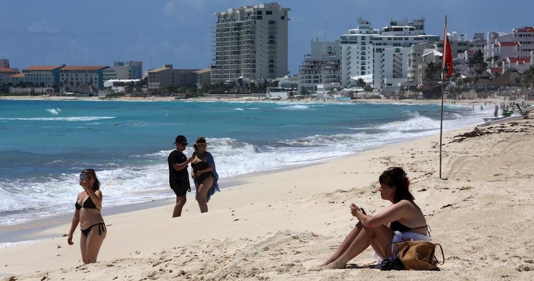 Cae turismo internacional 57.9 % en México en febrero por Covid-19